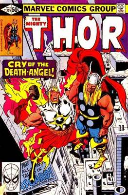 Journey into Mystery / Thor Vol 1 (Comic Book) #305