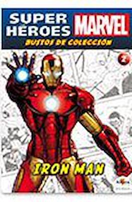 Super Héroes Marvel. Bustos de Colección #2