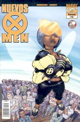 X-Men Vol. 2 / Nuevos X-Men (1996-2004) (Grapa 24 pp) #78