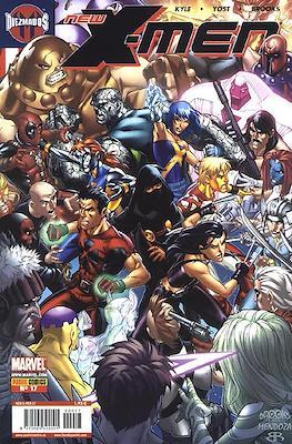 New X-Men: Academia / New X-Men (2005-2008) #17