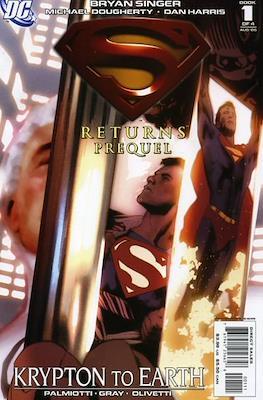 Superman Returns Prequel (Comic Book) #1