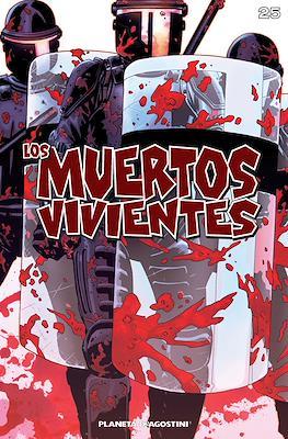 Los Muertos Vivientes (Digital) #25