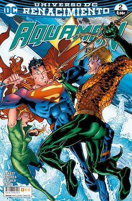 Aquaman. Nuevo Universo DC / Renacimiento (Rústica 72-144 pp) #16/2