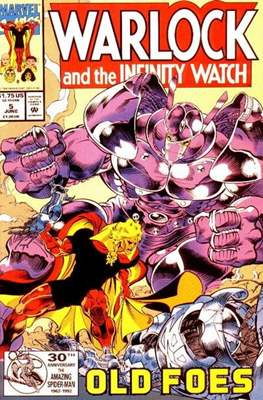 Warlock and the Infinity Watch (Comic-Book) #5