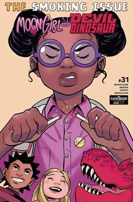 Moon Girl and Devil Dinosaur (Comic-book) #31