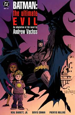 Batman: The Ultimate Evil (Softcover 48 pp) #1