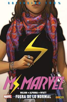 Ms. Marvel. 100% Marvel (2015-) #1