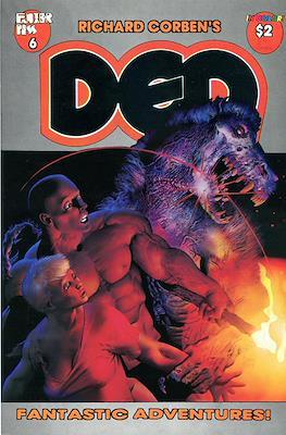 Den (Comic Book) #6