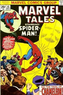 Marvel Tales (Comic Book) #61