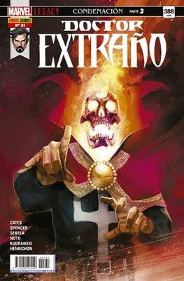 Doctor Extraño (2016-) (Grapa) #31