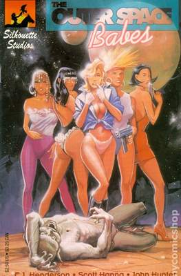 The Outer Space Babes Vol. 2