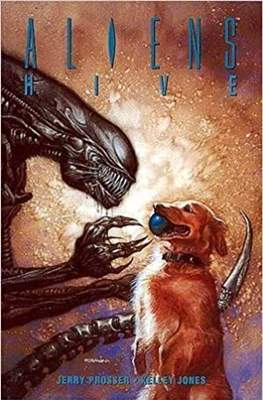 Aliens Hive The Collected Edition