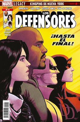 Los Defensores (2017- 2018) #9