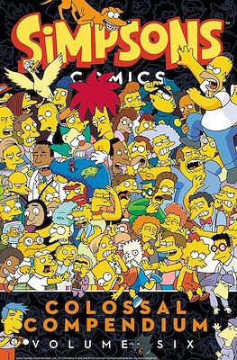 Simpsons Comics Colossal Compendium #6