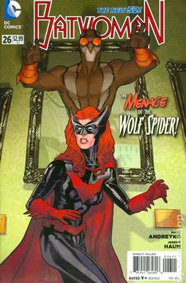 Batwoman Vol. 1 (2011-2015) (Comic-book) #26