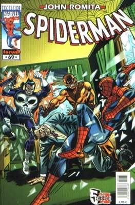 Spiderman de John Romita (1999-2005) (Grapa / Rústica) #69