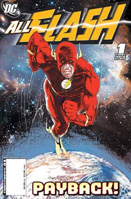 All Flash (2007) (Comic book) #1.1