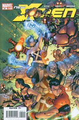 New X-Men: Academy X / New X-Men Vol. 2 (Comic-Book) #30