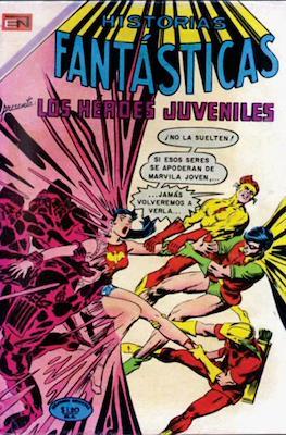 Historias Fantásticas (Grapa) #253