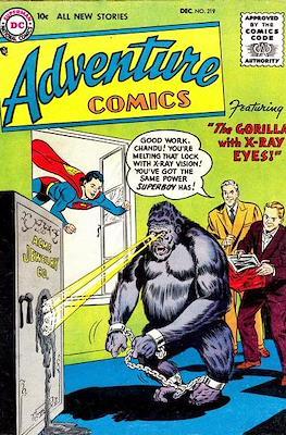 New Comics / New Adventure Comics / Adventure Comics (1935-1983 ; 2009-2011) (Comic Book) #219