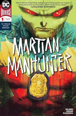 Martian Manhunter Vol. 5 (2018-...) #1