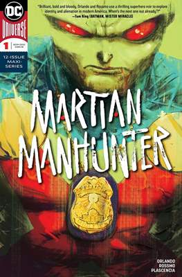 Martian Manhunter Vol. 5 (2018-...) (Comic Book) #1