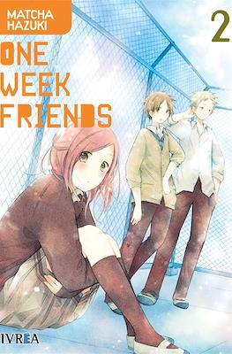 One Week Friends (Rústica con sobrecubierta) #2