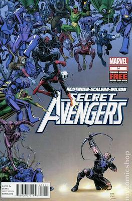 Secret Avengers Vol. 1 (2010-2013) #36