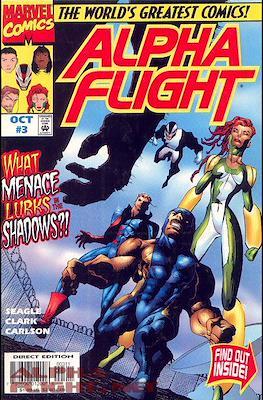 Alpha Flight Vol. 2 (1997-1999) #3