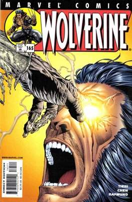 Wolverine (1988-2003) (Comic Book) #165