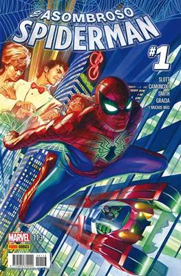 Spiderman Vol. 7 / Spiderman Superior / El Asombroso Spiderman (2006-) (Rústica) #113