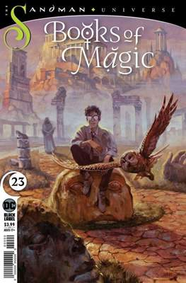 Books of Magic Vol. 2 (2018-) (Comic Book) #23