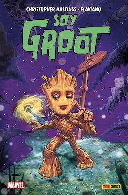 Soy Groot. 100% Marvel HC
