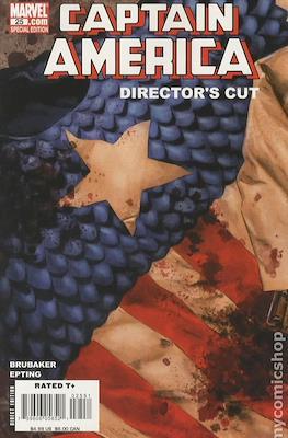 Captain America Vol. 5 (2005-2011 Variant Cover) (Comic Book) #25.2