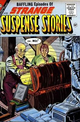 Strange Suspense Stories Vol. 2 #30