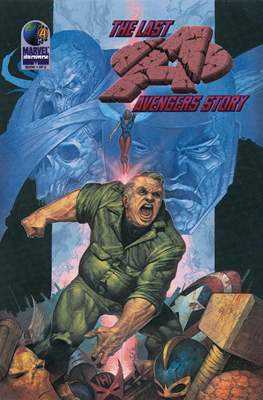 The Last Avengers Story (Comic Book) #1