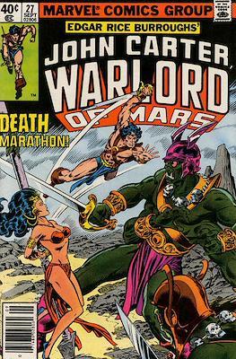 John Carter Warlord of Mars Vol 1 (Comic-book.) #27