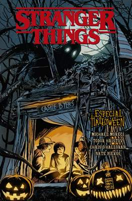 Stranger Things: Especial Halloween (Grapa 32 pp) #