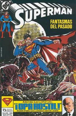 Superman: El Hombre de Acero / Superman Vol. 2 (Grapa 36 pp) #65