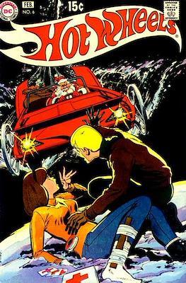 Hot Wheels (Comic Book) #6