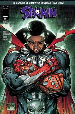 Spawn (Variant Cover) (Comic Book) #311