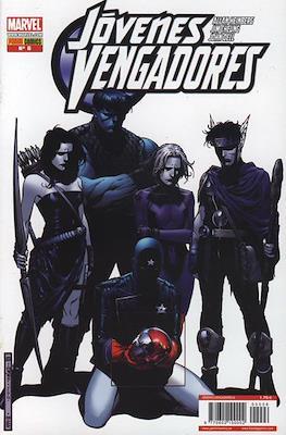 Jóvenes Vengadores Vol. 1 (2006-2007) #6