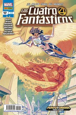 Los 4 Fantásticos / Los Cuatro Fantásticos Vol. 7 (2008-) #117/17