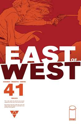 East of West (Comic-book) #41