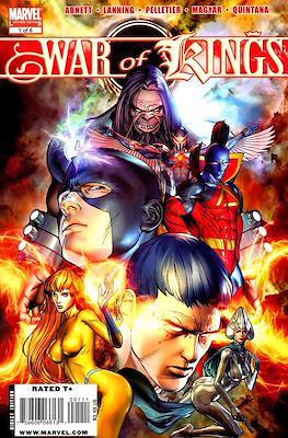 War of Kings Vol 1 (Comic Book) #1