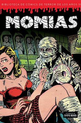 Biblioteca de cómics de terror de los años 50 #4