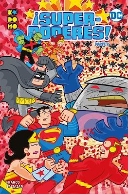 ¡Super-poderes! (Rústica 72 pp) #2