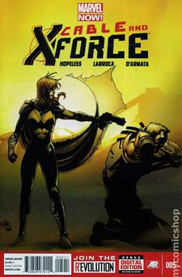 Cable and X-Force #5