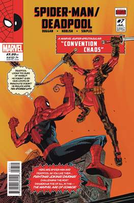 Spider-Man / Deadpool (Digital) #7