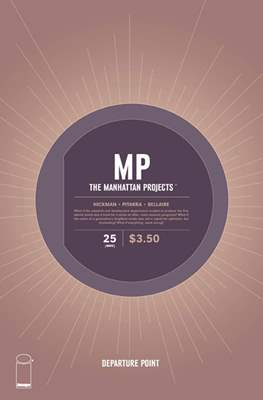 The Manhattan Projects (Comic-book) #25